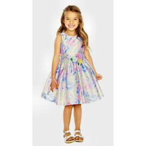 NEW Pippa & Julie Spring Easter Girls Dress 2T 4 5